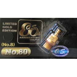 O.S. - No. 8 Gold (Limited...